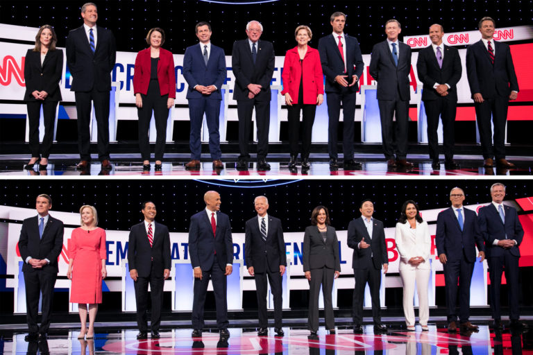 Read more about the article The 2020 Democratic Primary and How Bernie Could Have Done Better