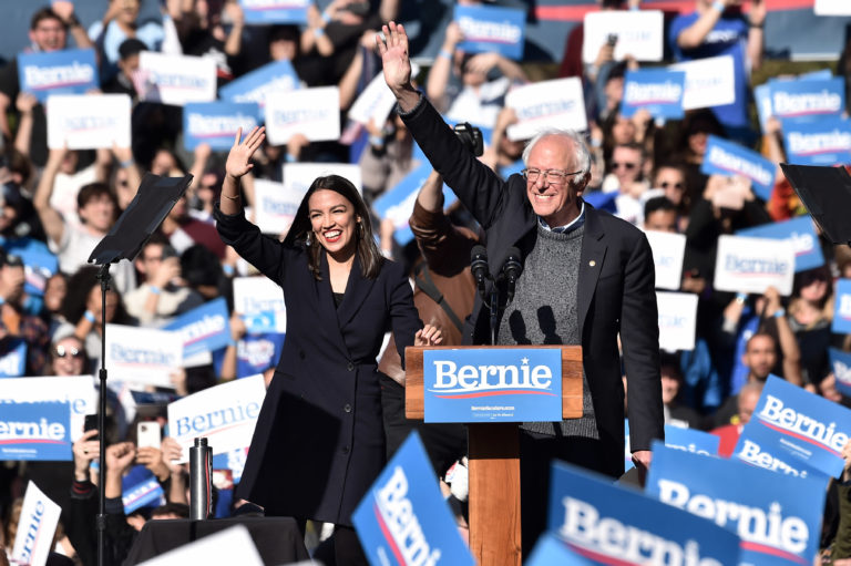 Read more about the article Quick Post: Bernie Suspends Campaign