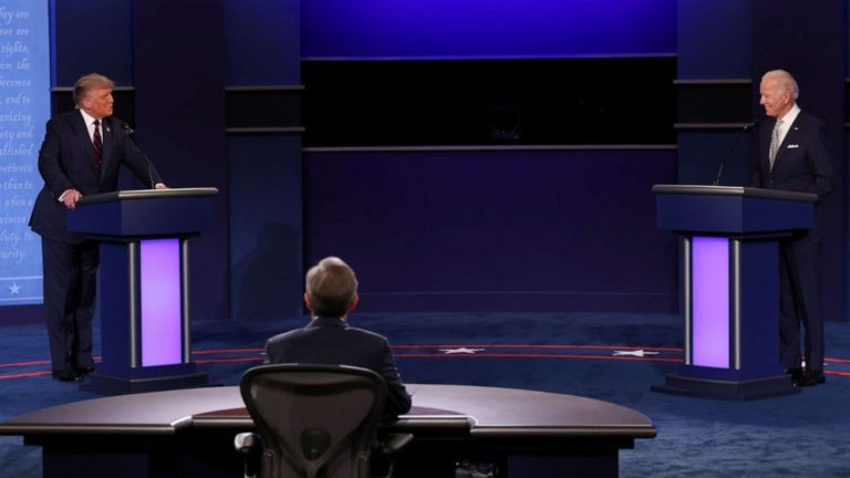 Quick Post: First Presidential Debate of 2020