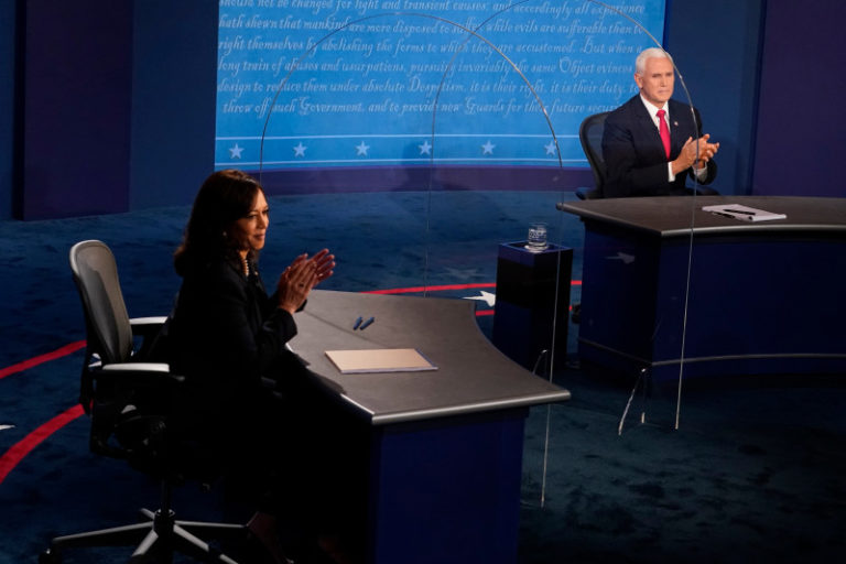 Quick Post: VP Debate – Harris vs. Pence
